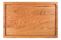 1 1/4 INCH BUTCHER BLOCK WITH JUICE GROOVE