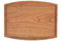 Cherry cutting board (Arched)