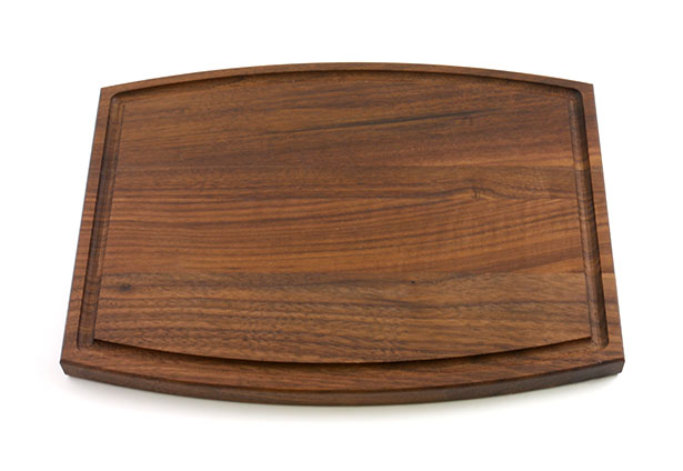 Maple cutting board (Arched)