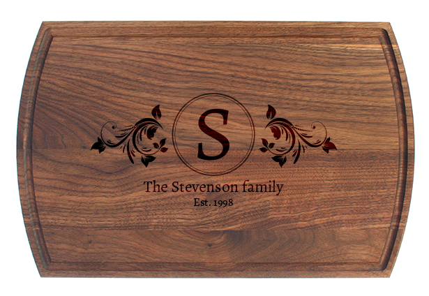 Elegant Family Monogram