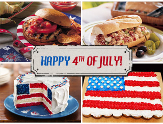 America's Favorite Celebrations—Pull-off a July 4th BBQ in Style