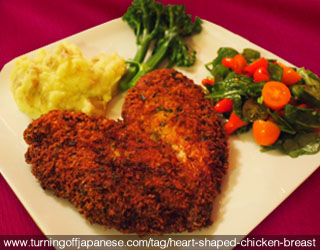 Make a Decorative Valentine's Day Meal