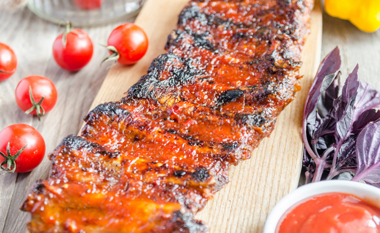 Best Ribs on the Grill