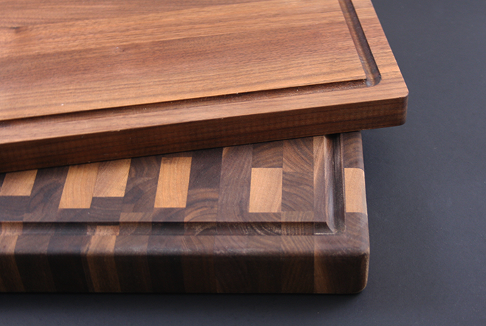 End grain Vs edge grain Do you know the difference?