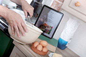Bringing Technology to the Kitchen