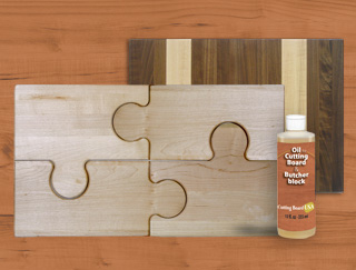 Cutting-edge Wooden Cutting Board-care