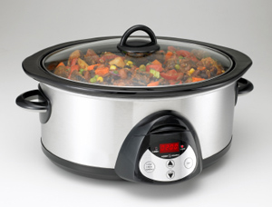 Slow down the holiday rush with a Crock-Pot