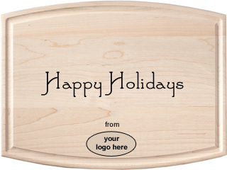 The Perfect Corporate Gift—Custom Laser Engraved Wooden Cutting Boards